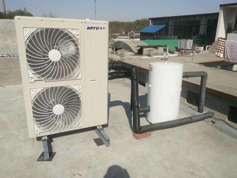 空气能热泵的安装教程