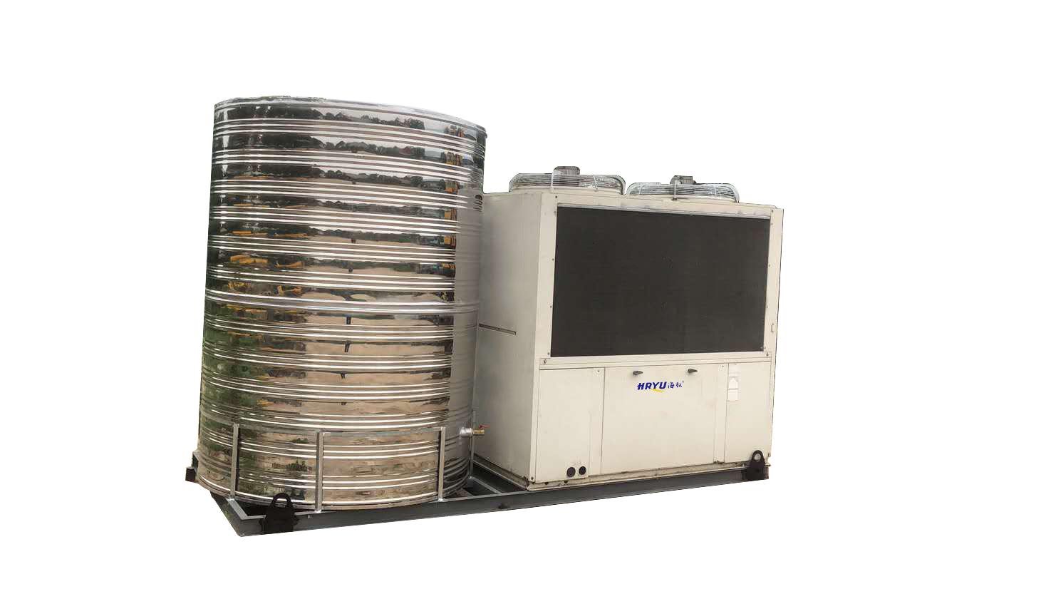 变频风冷热泵机组