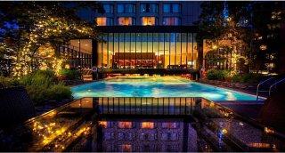 空气源热泵酒店热水解决方案