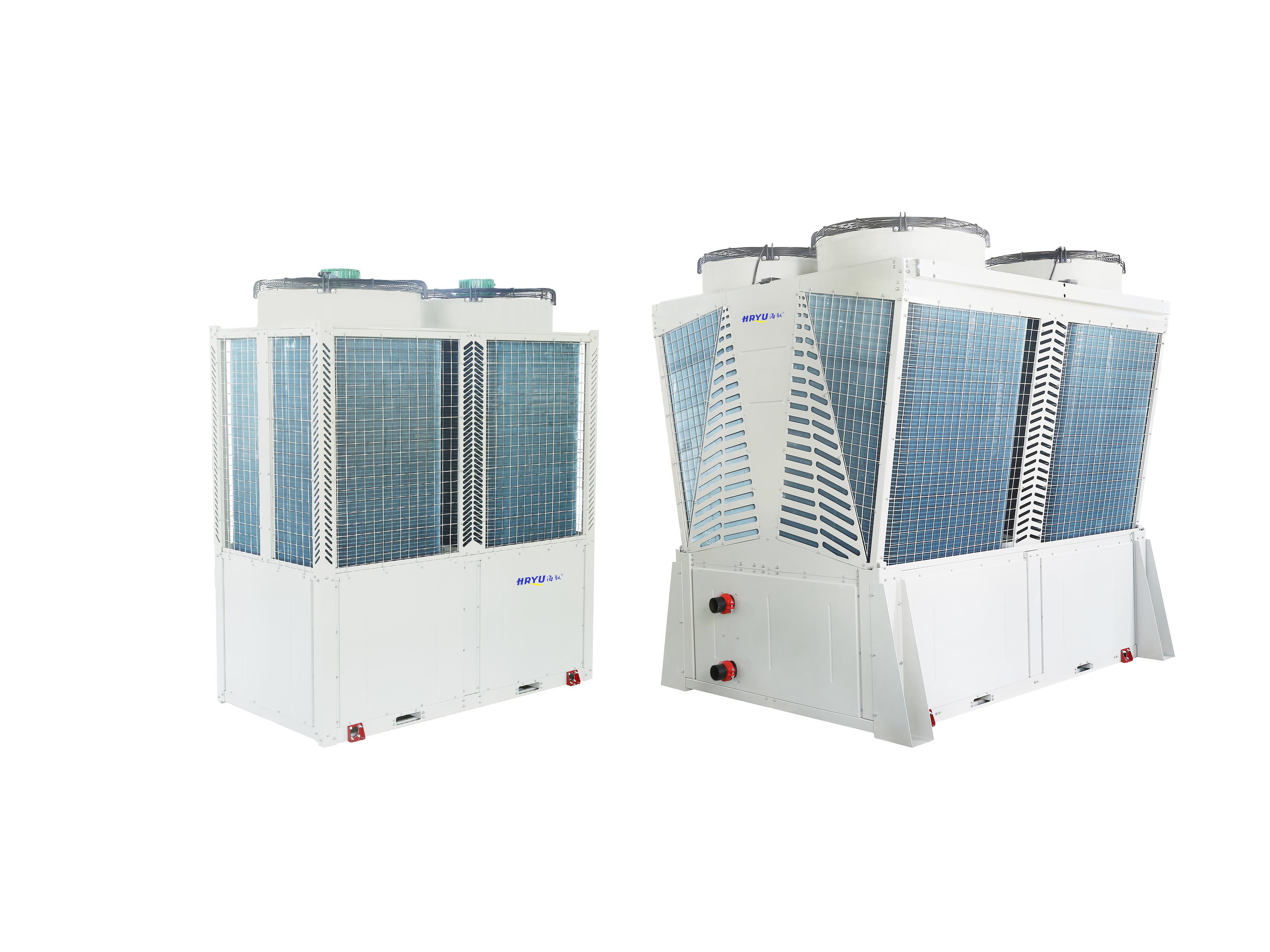 超低温空气能热泵是如何实现低温采暖的?