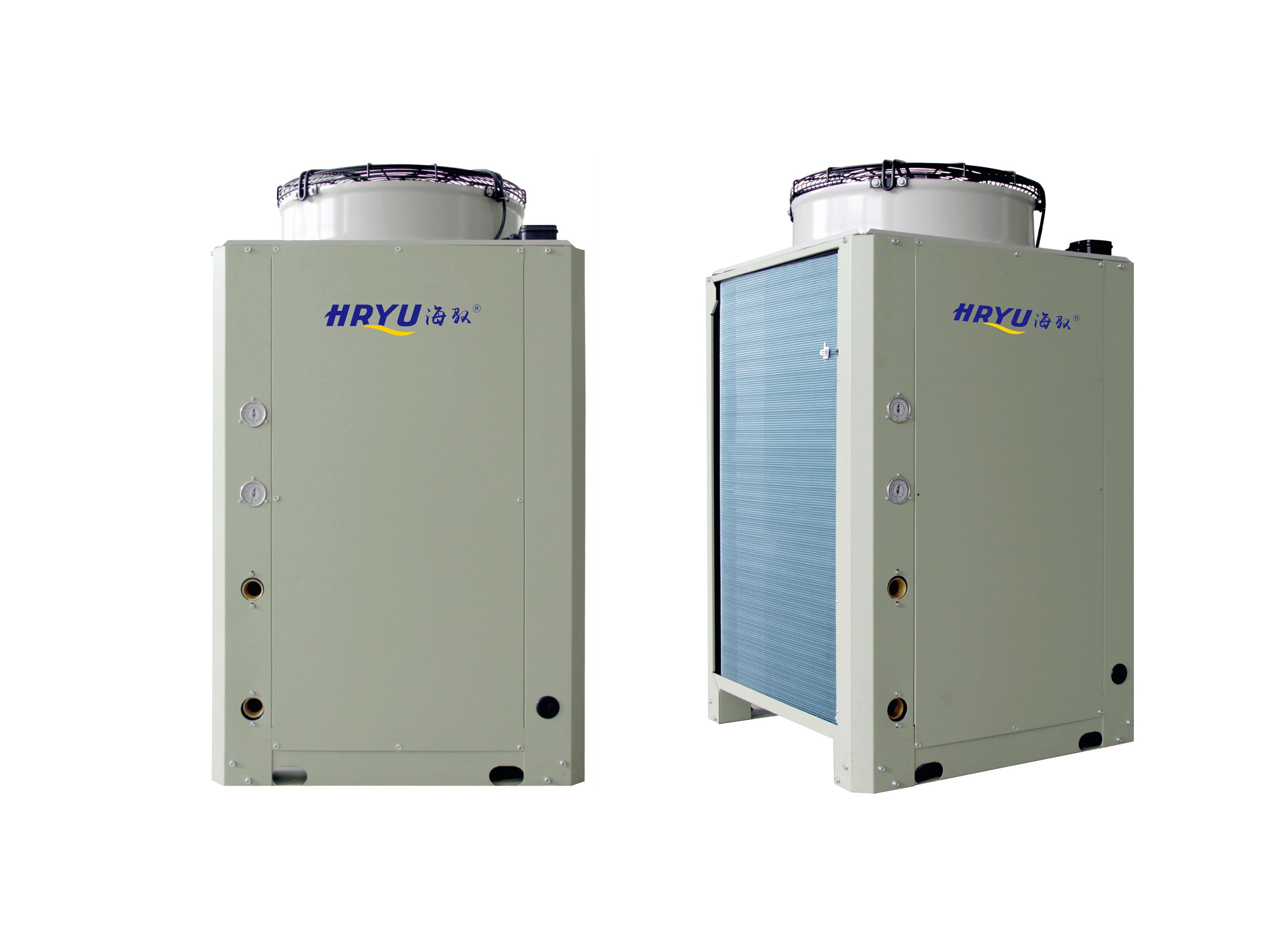 水产养殖产品为啥也开始使用空气能热泵
