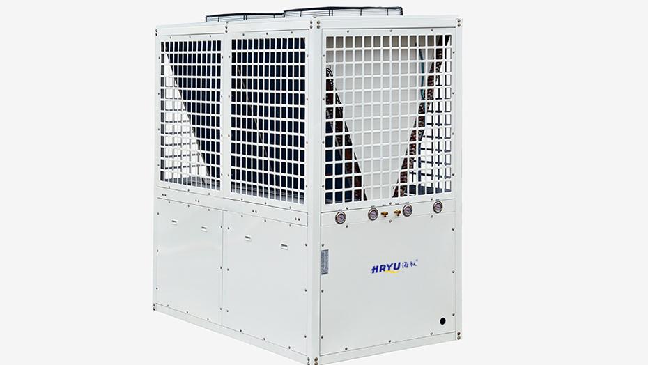 超低温V型热泵机组