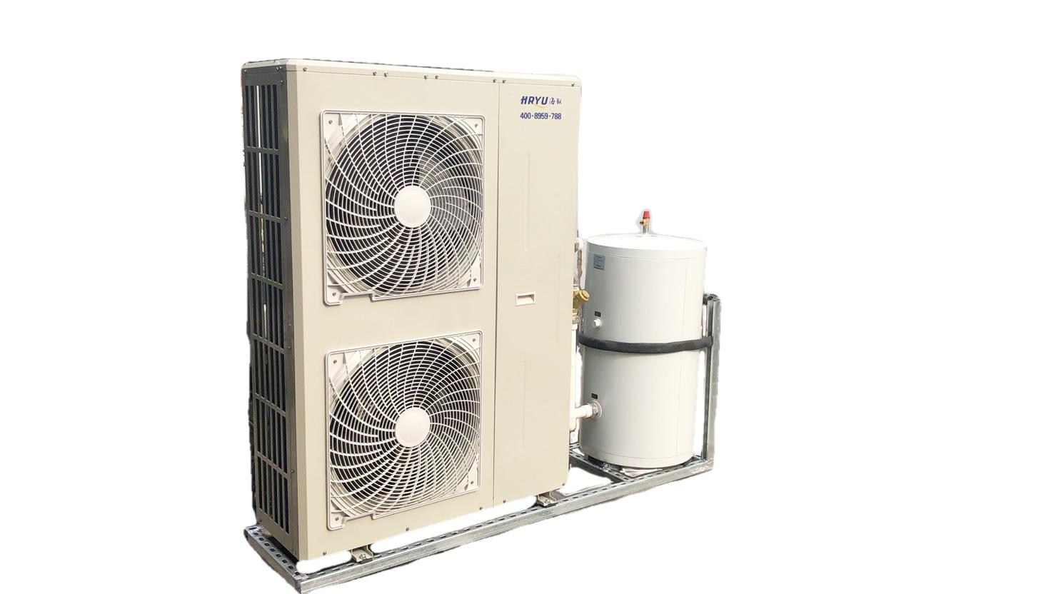 超低温空气源热泵中央空调多少钱一台