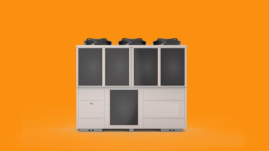 大型空气能稻谷烘干机 直热式小麦热泵烘干机