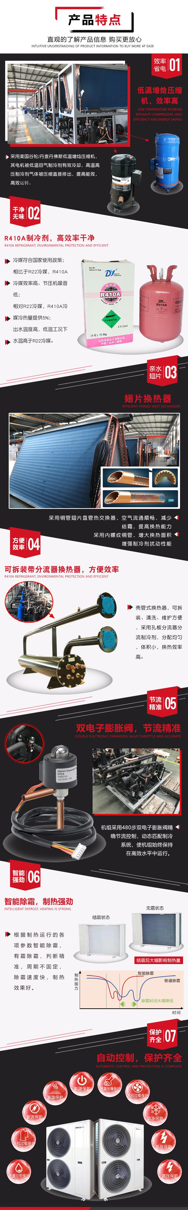 300超低温模块式风冷冷水热泵机组(图2)
