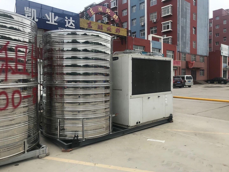 空气源热泵的20个知识解答