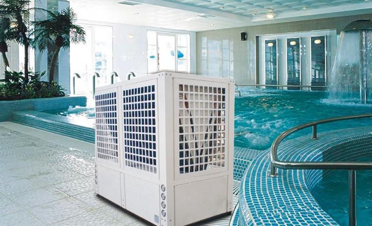 泳池热泵,水体加热/恒温解决方案