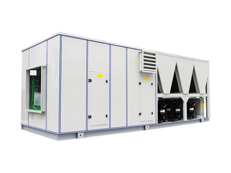 影响直膨式空调机组消耗的因素有哪些?