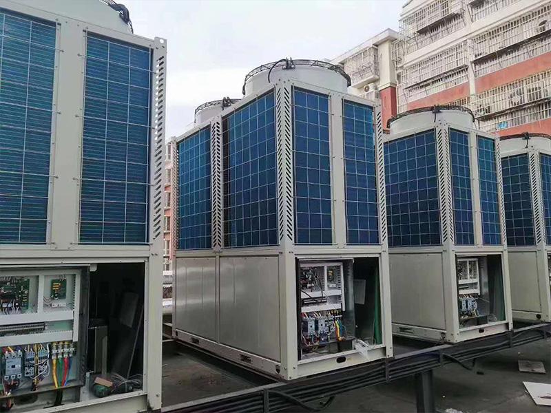 北方空气能取暖靠谱吗?超低温变频空气源热泵可适应-35℃