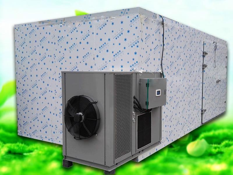 芒果热泵烘干工艺,芒果空气能烘干解决方案