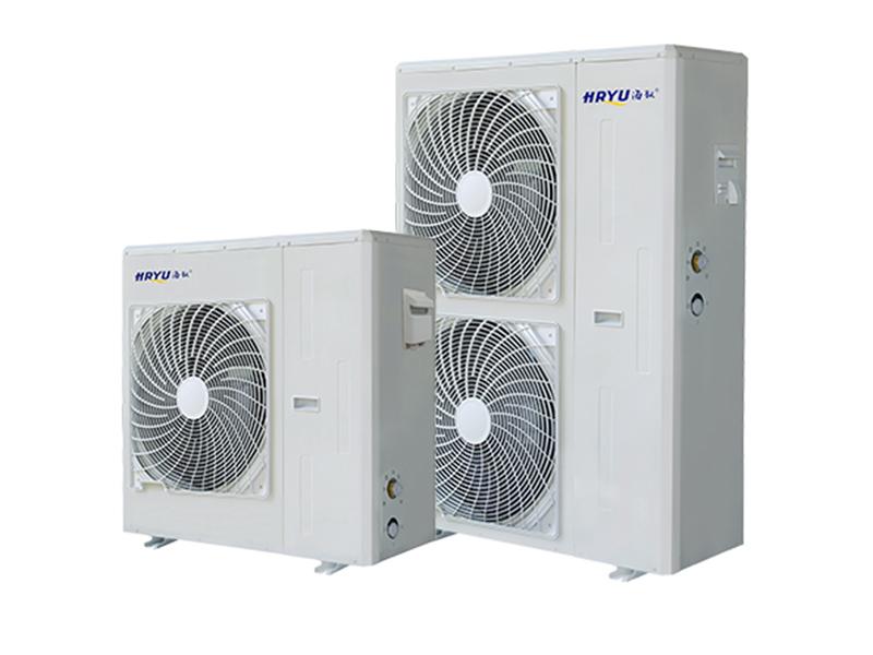 变频超低温空气能冷暖机一体机
