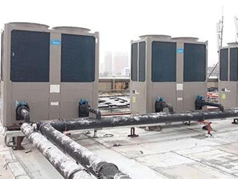 空气能热泵冬季为啥怕冻坏呢?