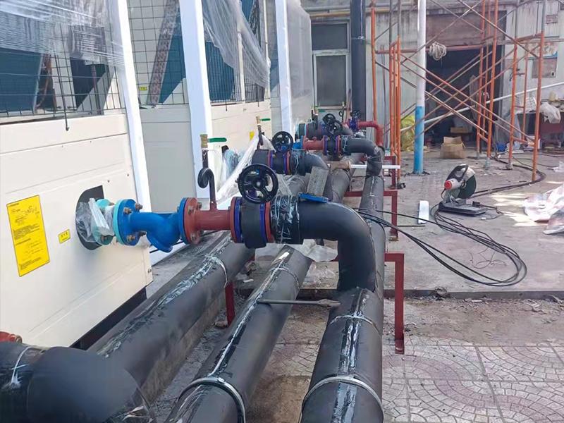 空气源热泵机组安装都有哪些要求